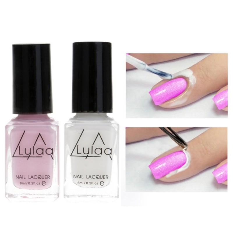 LULAA Finger Skin Protected Glue White Peel Off Liquid Tape Cream ...