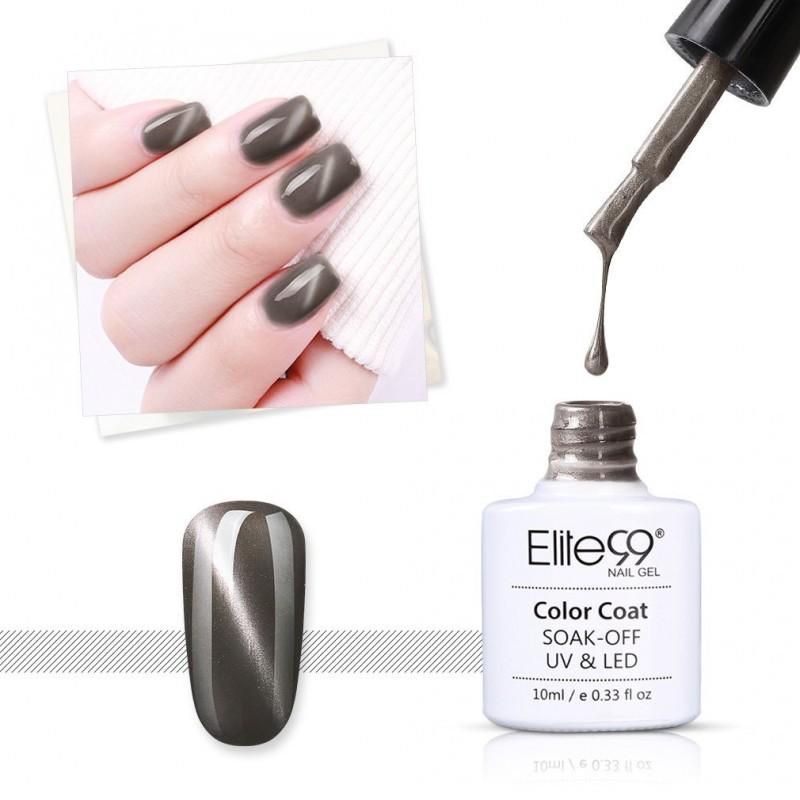 Elite99 Grey Series Cat Eye Gel Nail Polish Nail Lacquer 10ml 5102