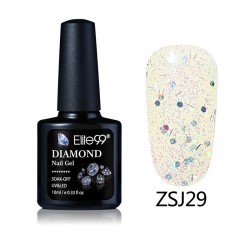 Elite99 Diamond Glitter gelinis lakas 10ml (ZSJ29)