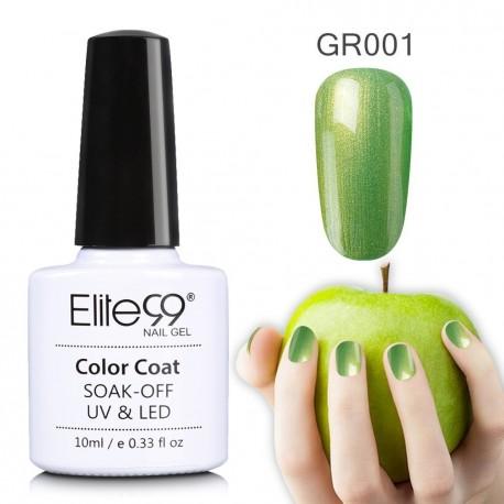 Elite99 Nude Green Series Gelinis lakas (GR001)