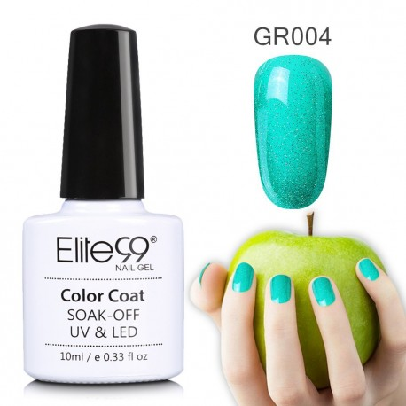 Elite99 Nude Green Series Gelinis lakas (GR004)