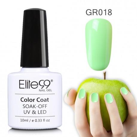 Elite99 Nude Green Series Gelinis lakas (GR018)