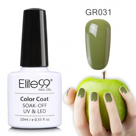 Elite99 Nude Green Series Gelinis lakas (GR031)