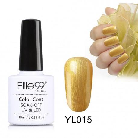 Elite99 Nude Yellow Series Gelinis lakas (YL015)