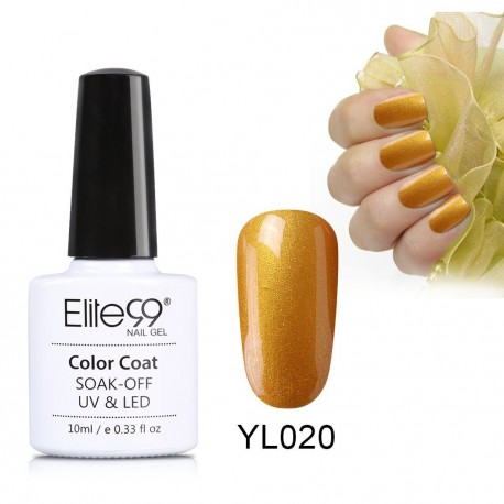 Elite99 Nude Yellow Series Gelinis lakas (YL020)