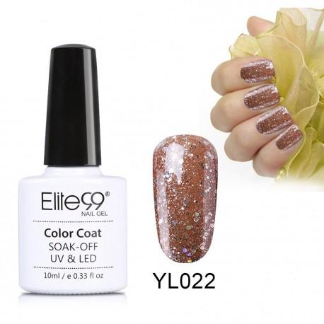 Elite99 Nude Yellow Series Gelinis lakas (YL022)