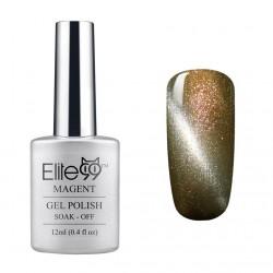 Elite99 12ML (6590) Magnetinis Shimmer Goldenrod