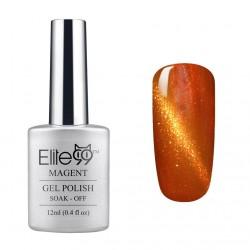Elite99 12ML (9903) Magnetinis Orange Brown with Gold Eye