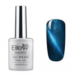 Elite99 12ML (9918) Magnetinis Blue with Blue Eye