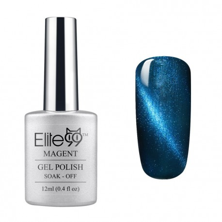 Elite99 12ML (9918) Magnetinis Blue with Blue Eye