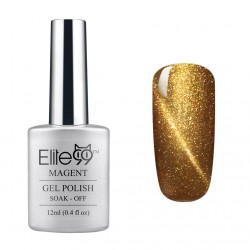 Elite99 12ML (9921) Magnetinis Pearl Goldenrod with Gold Eye