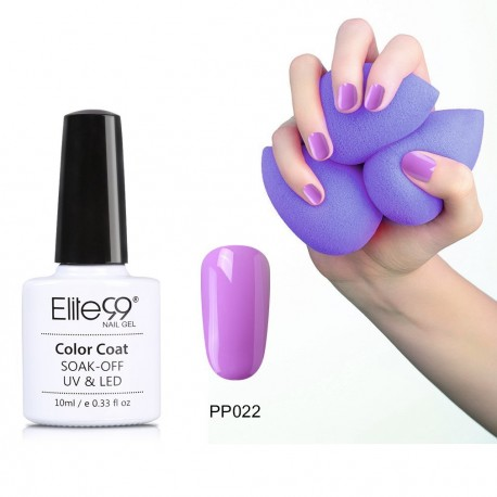 Elite99 10ML (PP022) Nude Pink Purple