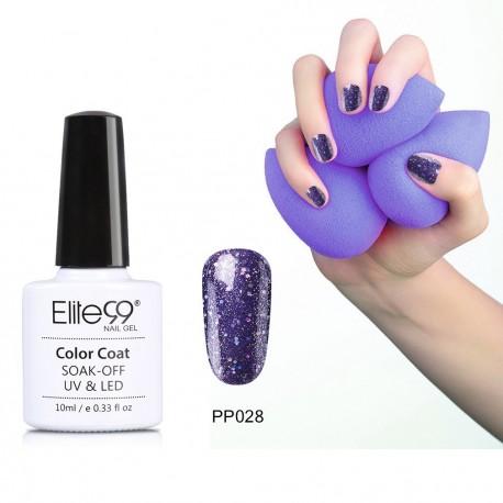 Elite99 10ML (PP028) Nude Pink Purple