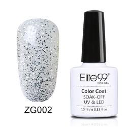Elite99 Pearl Glitter gelinis lakas 10ml (ZG002)