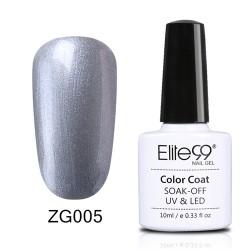 Elite99 Pearl Glitter gelinis lakas 10ml (ZG005)