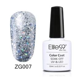 Elite99 Pearl Glitter gelinis lakas 10ml (ZG007)