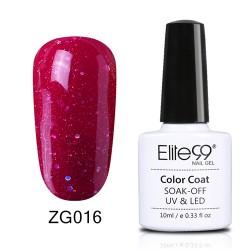 Elite99 Pearl Glitter gelinis lakas 10ml (ZG016)