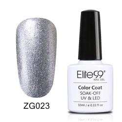 Elite99 Pearl Glitter gelinis lakas 10ml (ZG023)