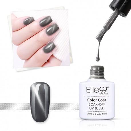 Elite99 Grey Series Cat Eye gelinis lakas 10ml (5101)