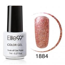 ELITE99 7ml (1884) Glitter Pink