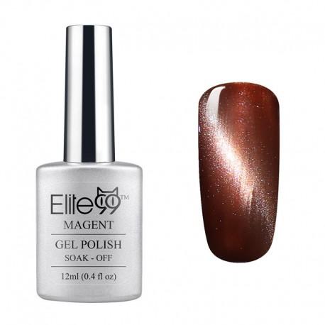 Elite99 12ML (6552) Magnetinis Pearl Light Brown