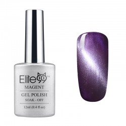 Elite99 12ML (6562) Magnetinis Pearl Bluish Violet