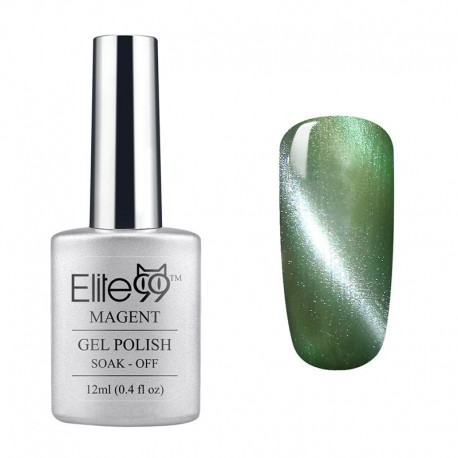 Elite99 12ML (6558) Magnetinis Pearl Gray-green