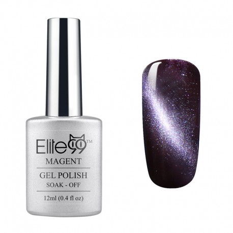 Elite99 12ML (6564) Magnetinis Purple Black