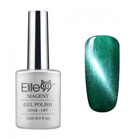 Elite99 12ML (6567) Magnetinis Pearl Porcelain Green