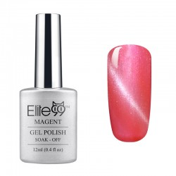 Elite99 12ML (6569) Magnetinis Pearl Strawberry Pink
