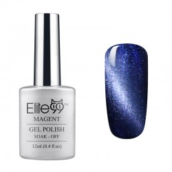 Elite99 12ML (6577) Magnetinis Shimmer Midnightblue
