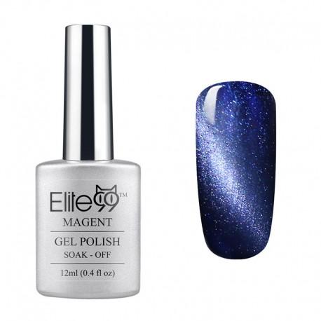 Elite99 12ML (6577) Magnetinis Shimmer Midnightblue