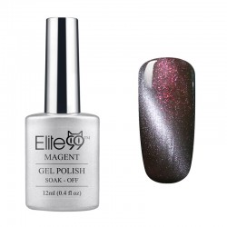 Elite99 12ML (6578) Magnetinis Shimmer Chocolate