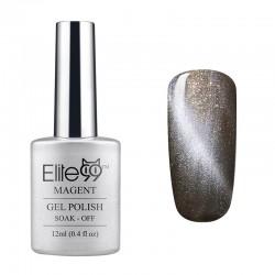 Elite99 12ML (6580) Magnetinis Shimmer Taupe