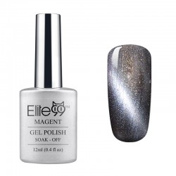 Elite99 12ML (6583) Magnetinis Shimmer Deep Coffee