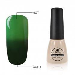 Elite99 Termo gelinis lakas 7ml (5748) Forest Green/Lawn Green
