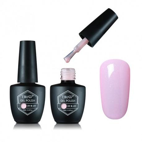ELITE99 Gelinis lakas UV-LED 10ml (G1344) Pearl Light Pink