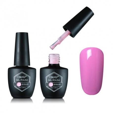 ELITE99 Gelinis lakas UV-LED 10ml (G1409) Geranium Pink