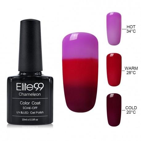 Elite99 Termo gelinis lakas 10ml (4202) Purple/Red