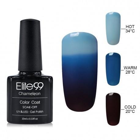 Elite99 Termo gelinis lakas 10ml (4209) Blue/Dark blue