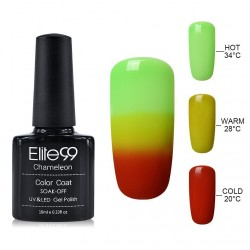 Elite99 Termo gelinis lakas 10ml (4212) Green/Red