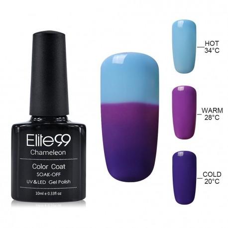 Elite99 Termo gelinis lakas 10ml (4222) Blue/Dark Blue