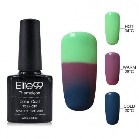 Elite99 Termo gelinis lakas 10ml (4223) Green/Blue