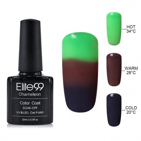 Elite99 Termo gelinis lakas 10ml (4227) Green/Grey