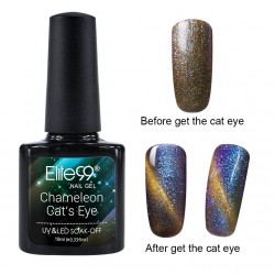 Elite99 Chameleon Cat Eye gelinis lakas 10ml (3302)