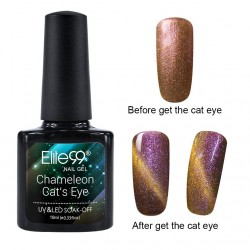 Elite99 Chameleon Cat Eye gelinis lakas 10ml (3303)