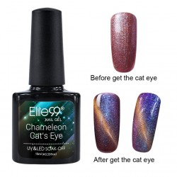Elite99 Chameleon Cat Eye gelinis lakas 10ml (3304)