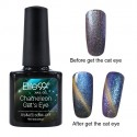 Elite99 Chameleon Cat Eye gelinis lakas 10ml (3307)