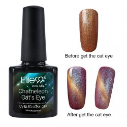 Elite99 Chameleon Cat Eye gelinis lakas 10ml (3308)