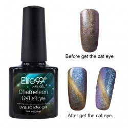 Elite99 Chameleon Cat Eye gelinis lakas 10ml (3309)